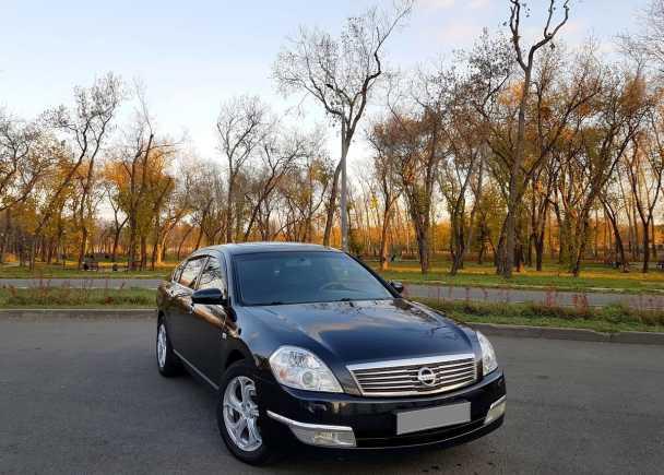 Nissan Teana, 2007 год, 439 000 руб.