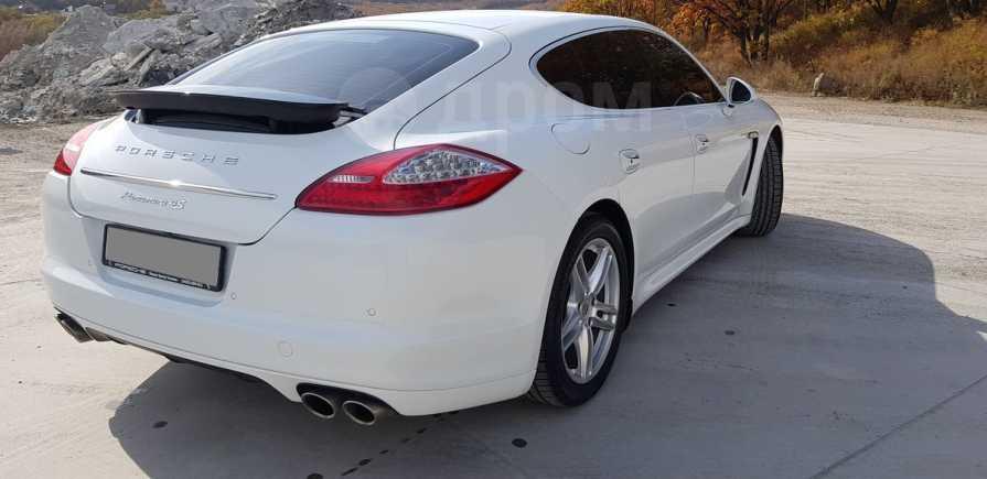 Porsche Panamera, 2013 год, 3 499 999 руб.