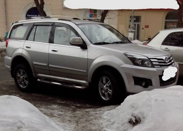 Great Wall Hover H3, 2013 год, 600 000 руб.