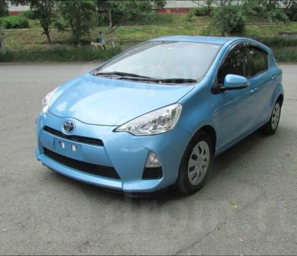 Toyota Aqua, 2014 год, 500 000 руб.
