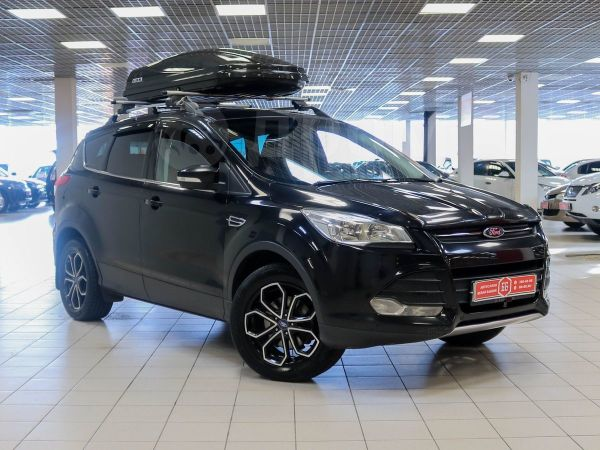 Ford Kuga, 2013 год, 799 900 руб.