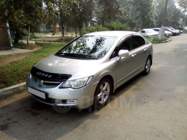 Honda Civic, 2007 год, 480 000 руб.