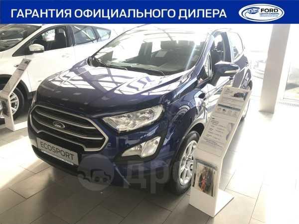 Ford EcoSport, 2019 год, 1 183 000 руб.