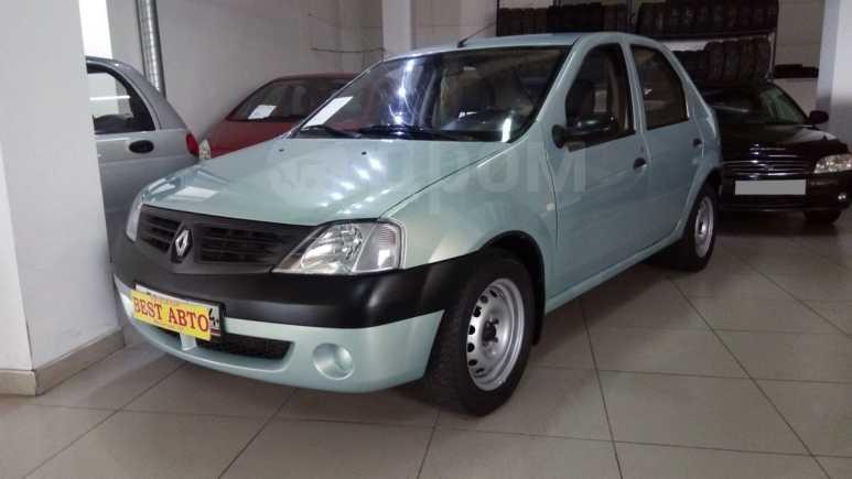 Renault Logan, 2006 год, 248 000 руб.