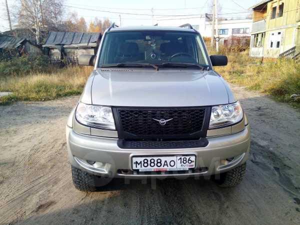 УАЗ Патриот, 2013 год, 390 000 руб.