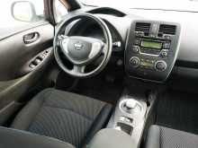 Брянск Nissan Leaf 2017