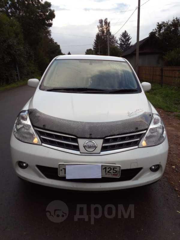 Nissan Tiida Latio, 2012 год, 420 000 руб.