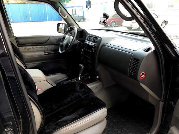 Nissan Patrol, 2002 год, 870 000 руб.