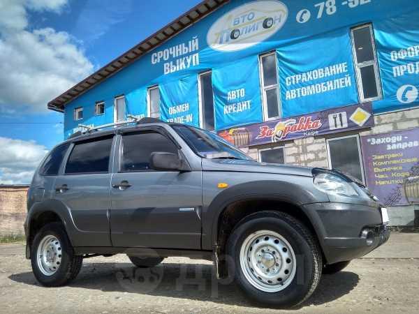 Chevrolet Niva, 2009 год, 269 000 руб.