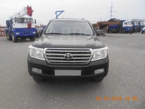 Toyota Land Cruiser, 2008 год, 990 000 руб.