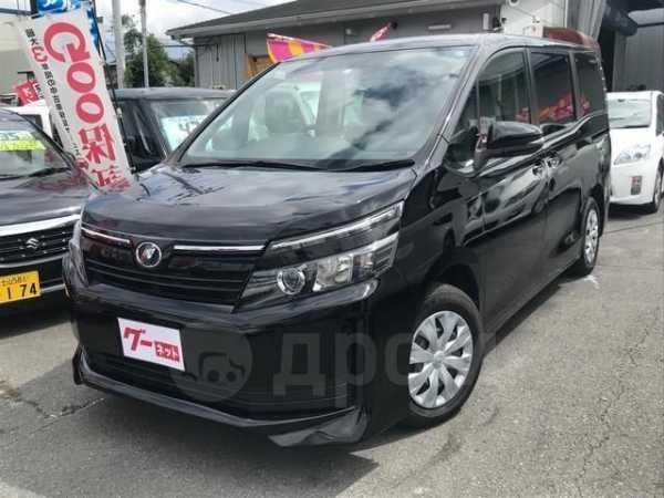 Toyota Voxy, 2016 год, 1 180 000 руб.