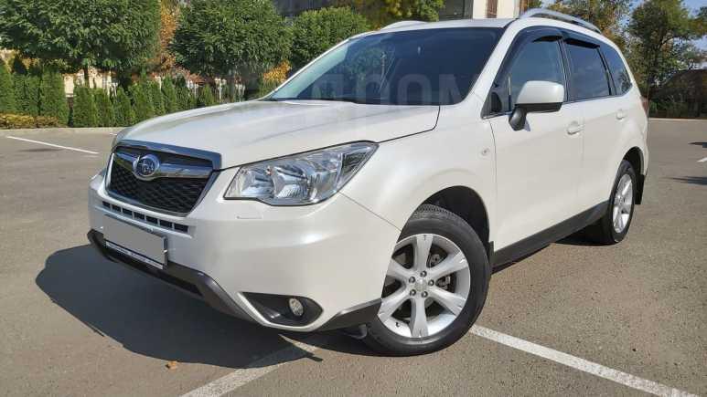 Subaru Forester, 2014 год, 1 070 000 руб.