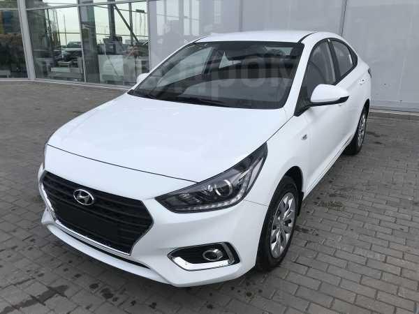 Hyundai Solaris, 2019 год, 854 000 руб.