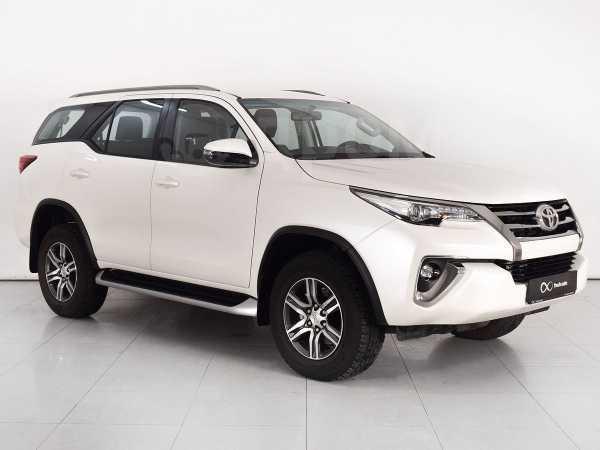 Toyota Fortuner, 2018 год, 2 370 000 руб.