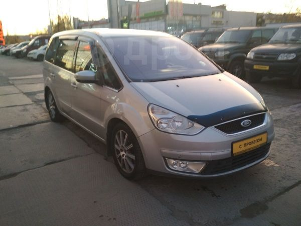 Ford Galaxy, 2008 год, 440 000 руб.