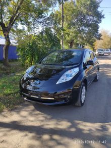 Уссурийск Nissan Leaf 2015