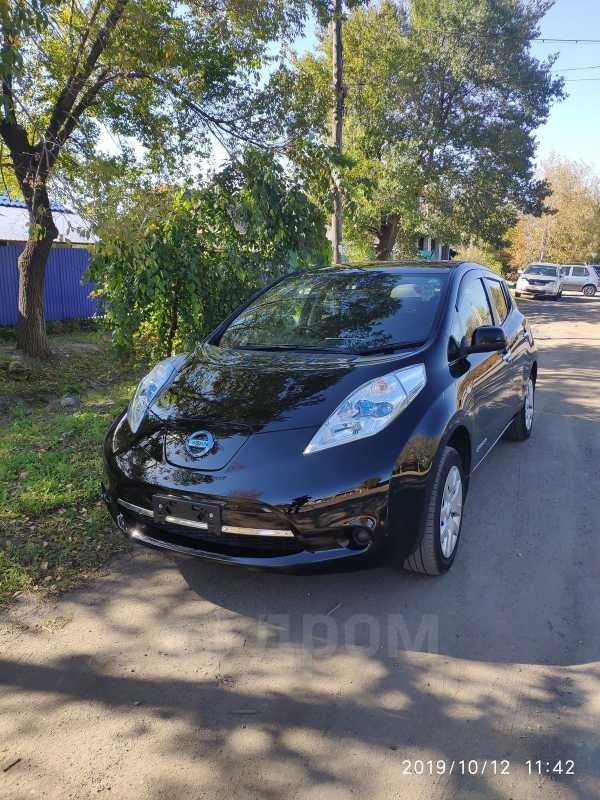 Nissan Leaf, 2015 год, 549 000 руб.