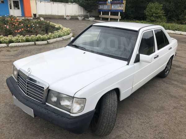 Mercedes-Benz 190, 1984 год, 60 000 руб.