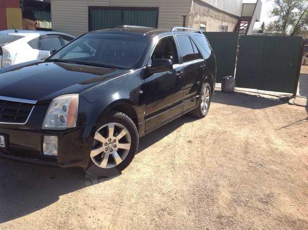Cadillac SRX, 2006 год, 500 000 руб.