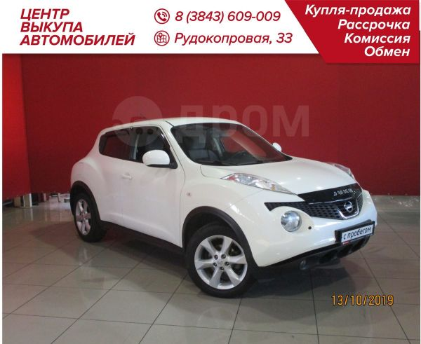 Nissan Juke, 2011 год, 649 900 руб.