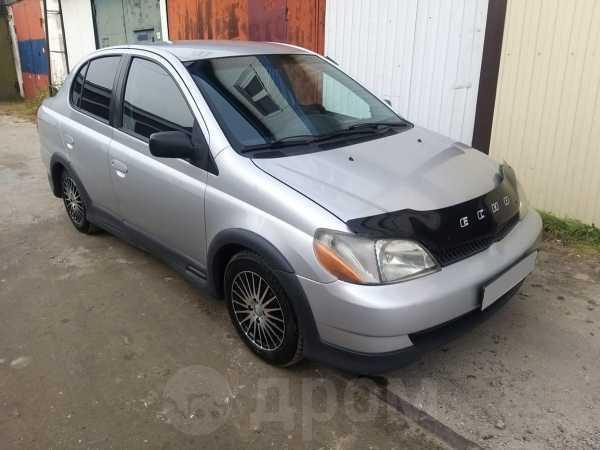 Toyota Echo, 2001 год, 205 000 руб.