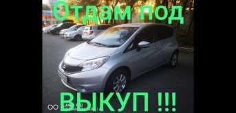 Хабаровск Nissan Note 2015