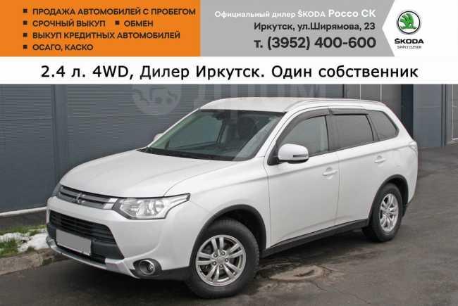 Mitsubishi Outlander, 2014 год, 999 000 руб.