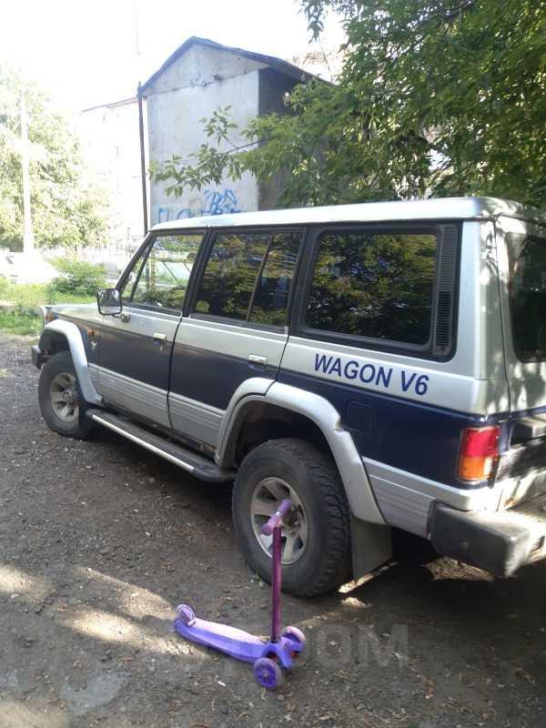 Hyundai Galloper, 1993 год, 95 000 руб.