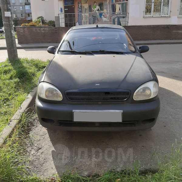 ЗАЗ Сенс, 2007 год, 28 000 руб.