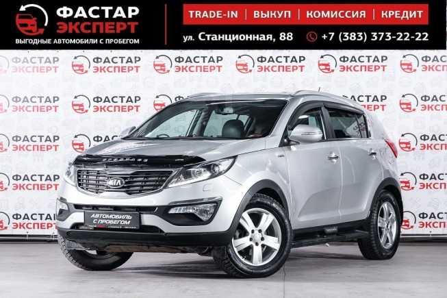 Kia Sportage, 2013 год, 949 000 руб.