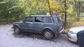 Воронеж 4x4 2131 Нива 2011