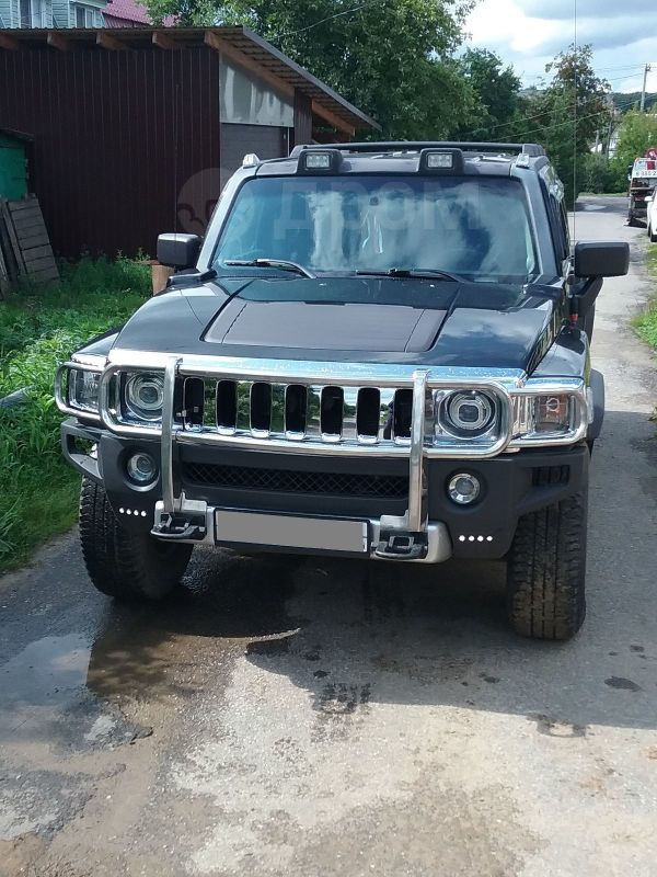 Hummer H3, 2007 год, 1 300 000 руб.