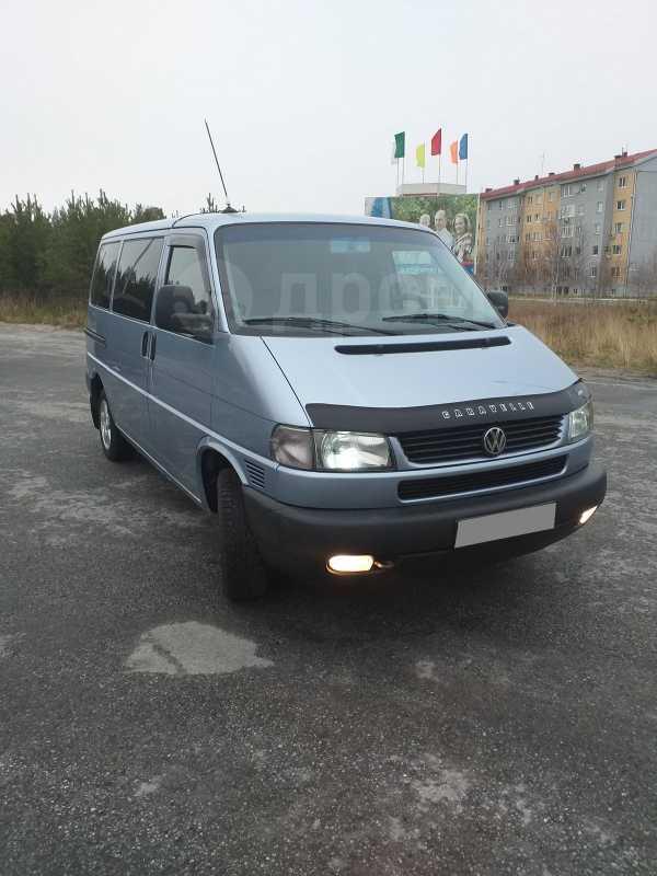Volkswagen Caravelle, 2000 год, 640 000 руб.