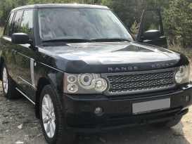 Северобайкальск Range Rover 2008