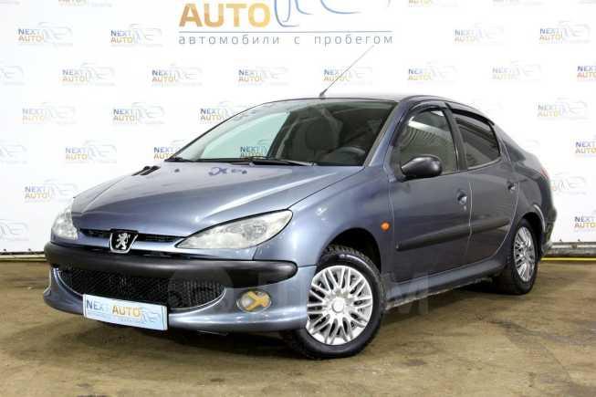 Peugeot 206, 2007 год, 178 000 руб.