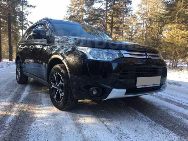 Mitsubishi Outlander, 2014 год, 1 100 000 руб.