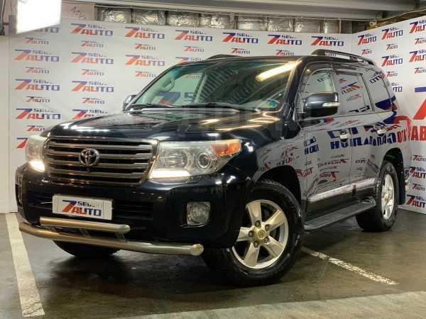 Toyota Land Cruiser, 2013 год, 2 199 000 руб.
