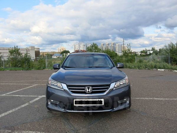 Honda Accord, 2013 год, 820 000 руб.
