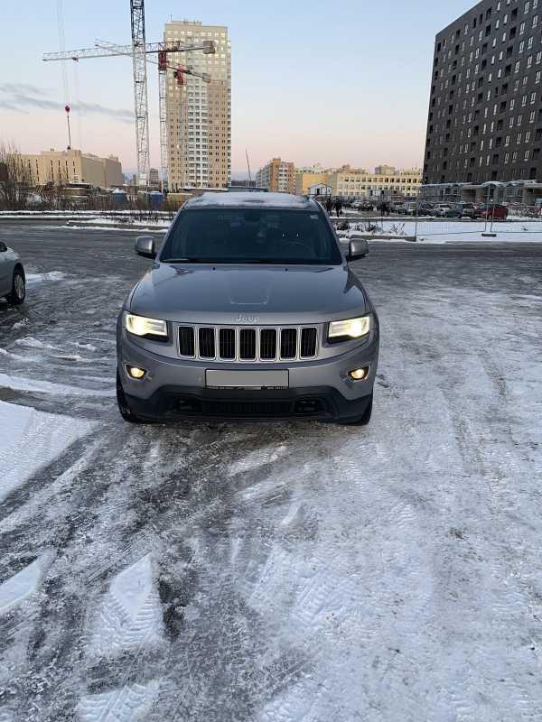 Jeep Grand Cherokee, 2013 год, 1 550 000 руб.