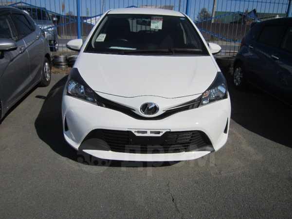 Toyota Vitz, 2016 год, 570 000 руб.