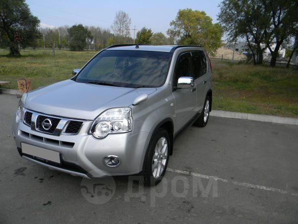 Nissan X-Trail, 2011 год, 710 000 руб.