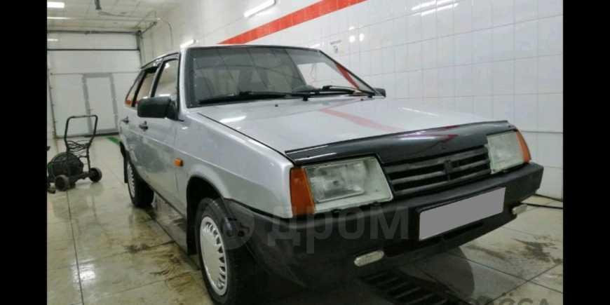 Лада 2109, 2001 год, 32 500 руб.