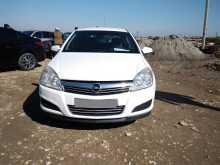 Грозный Opel Astra 2013