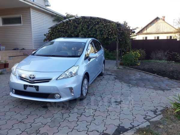 Toyota Prius a, 2012 год, 795 000 руб.