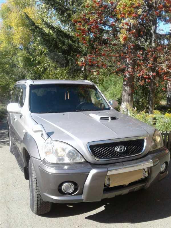 Hyundai Terracan, 2003 год, 450 000 руб.