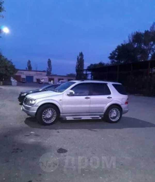 Mercedes-Benz M-Class, 1999 год, 410 000 руб.