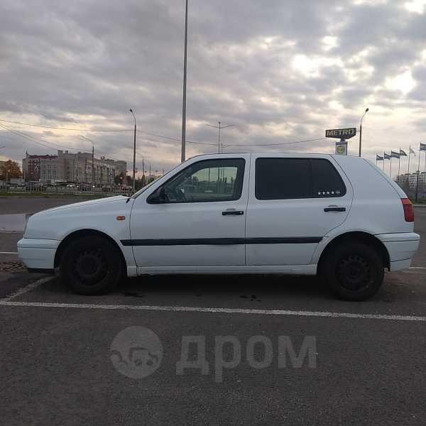 Volkswagen Golf, 1997 год, 155 000 руб.