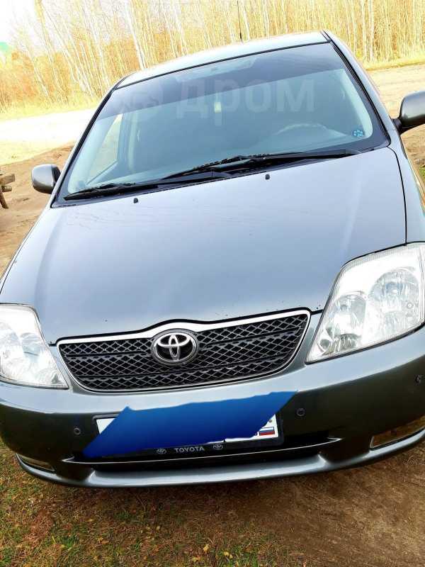 Toyota Corolla, 2003 год, 360 000 руб.