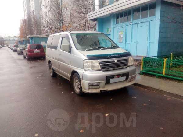 Nissan Homy Elgrand, 1998 год, 310 000 руб.
