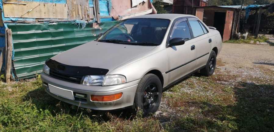 Toyota Carina, 1984 год, 140 000 руб.